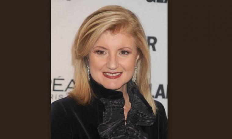 Arianna Huffington: H γκουρού των e-media