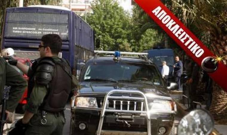 Σύλληψη 38χρονου με όπλα-συναγερμός στην αντιτρομοκρατική