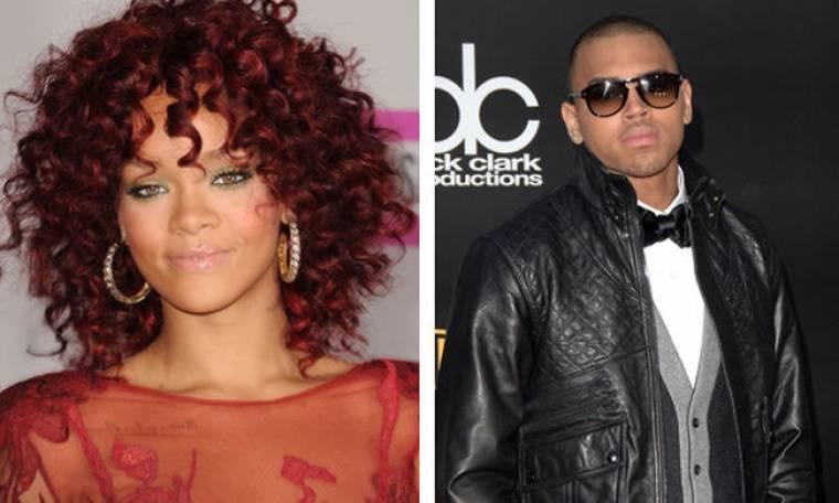 Στα Grammy η πρώτη συνάντηση Rihanna – Chris Brown