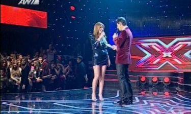Video: Η sexy εμφάνιση της Παπαρίζου στο X-Factor