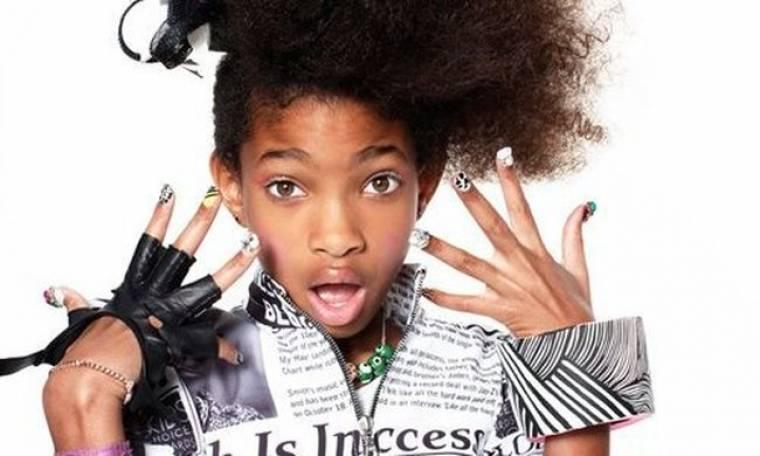 Η Willow Smith στο Teen Vogue
