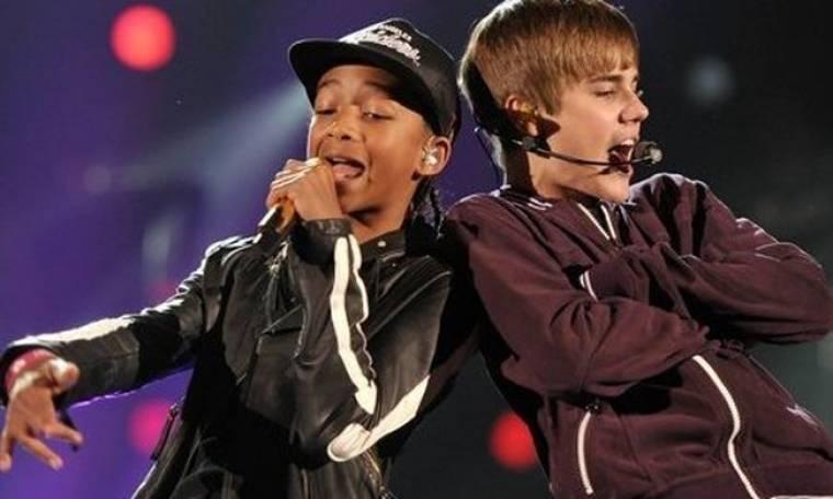 Η πρόβα του Justin Bieber
