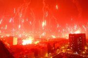 Video: «Κάηκε» η Κροατία για τα 100ά γενέθλια της Hajduk Split