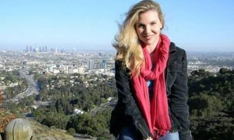 Το ταξίδι της Χριστίνας Αλούπη στο Χόλιγουντ