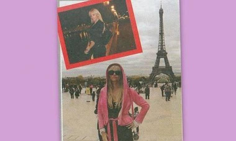 Νάταλι Θάνου: Στο Παρίσι για ψώνια