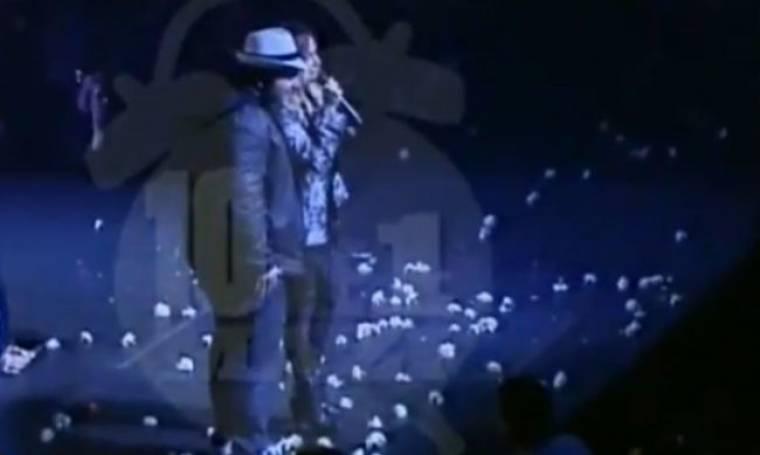 VIDEO: Η Άννα Βίσση τραγουδά μαζί με το νικητή του «X-Factor»