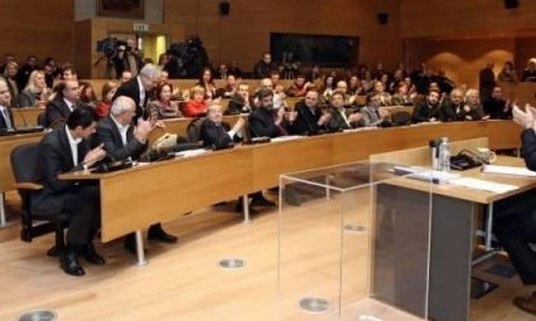 Ένταση στο δημοτικό συμβούλιο Θεσσαλονίκης