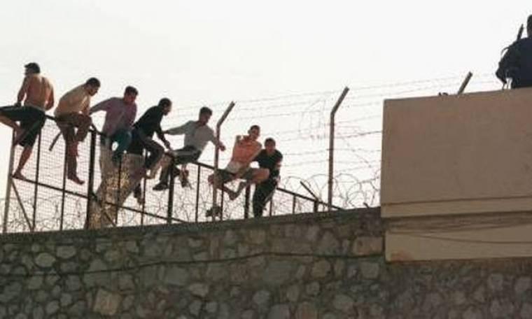 Εξέγερση στις φυλακές Κορυδαλλού