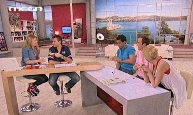 VIDEO: Γιατί «τα πήρε» η Σκορδά με τον Άκη Πετρετζίκη;