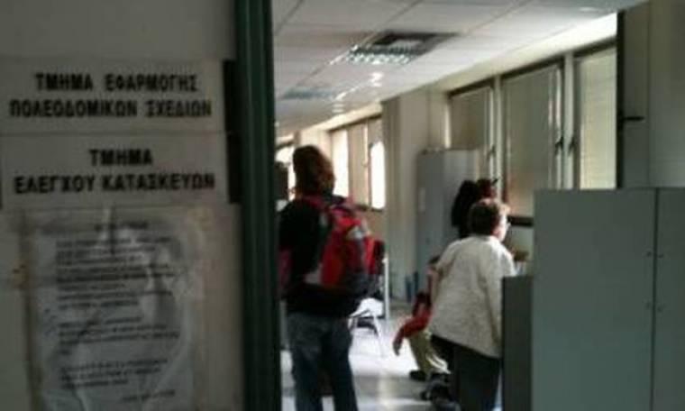 Εντολή Παπακωνσταντίνου για έφοδο ΣΔΟΕ στα πολεοδομικά γραφεία