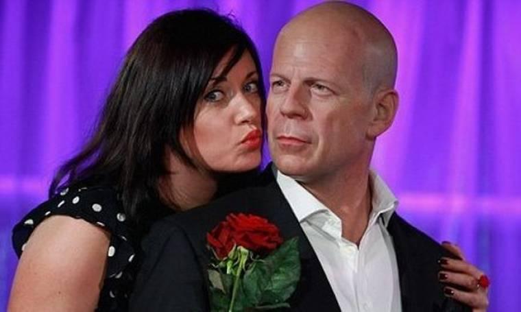 Το νέο ομοίωμα του Bruce Willis