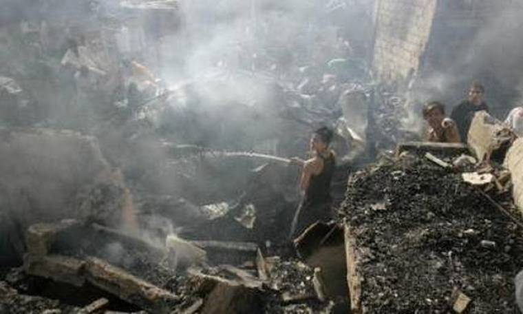 Τραγωδία από πυρκαγιά στις Φιλιππίνες