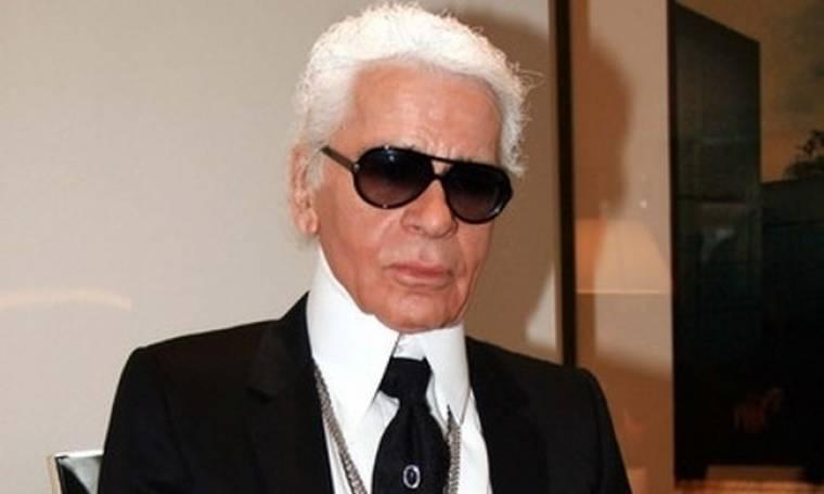 O Karl Lagerfeld δεν πουλάει το σπίτι του