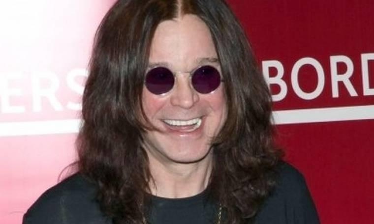 Ozzy Osbourne τώρα και σε μορφή βραβείου