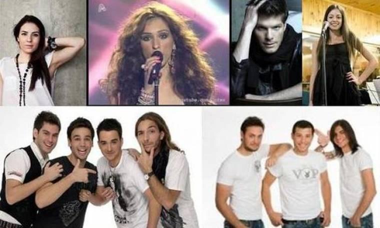 Videos: Η ΕΡΤ παρουσίασε τα υποψήφια τραγούδια της Eurovision
