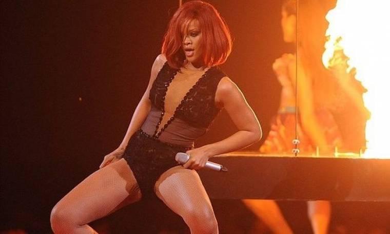 Video: Η Rihanna στα Brit Awards