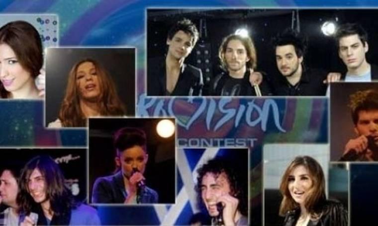 Χαμηλές πτήσεις για την παρουσίαση των τραγουδιών της Eurovision