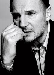 Ο Liam Neeson μιλά δυο χρόνια μετά το θάνατο της συζύγου του