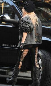 Μία… καθημερινή ένδυση από τη Lady GaGa