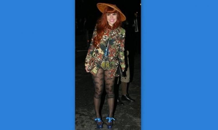 Paloma Faith: Γιατί ξεβράκωτη δεν βγαίνει μόνο η Gaga