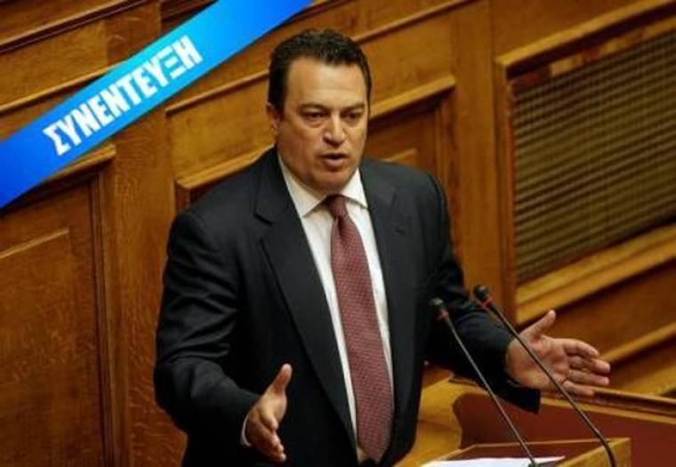 Ε. Στυλιανίδης: «Οι Έλληνες δεν χρεώνονται σε κανέναν πολιτικό χώρο»