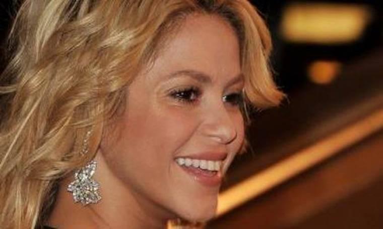 Καλλιτέχνης της χρονιάς η Shakira