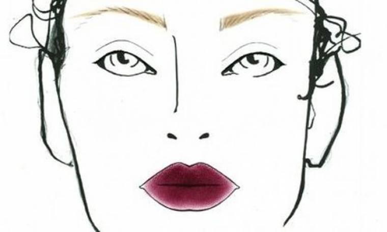 Μακιγιάζ Mac και ρούχα Carolina Herrera: συνδυασμός ΝΥ Fashion Week