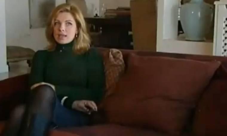 VIDEO: Κρυφές πτυχές του Κώστα Χαρδαβέλα αποκαλύπτει η σύζυγός του, Μαρία