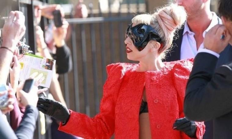 Η Lady GaGa και η δίαιτα του ποτού