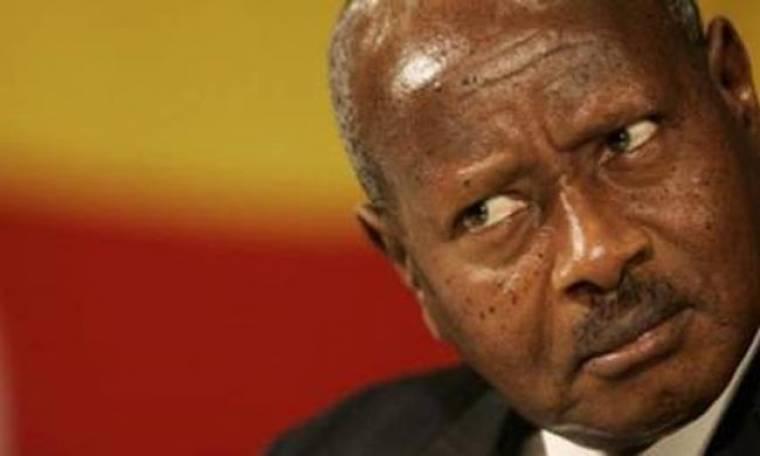 Ράπερ ο πρόεδρος της Ουγκάντα