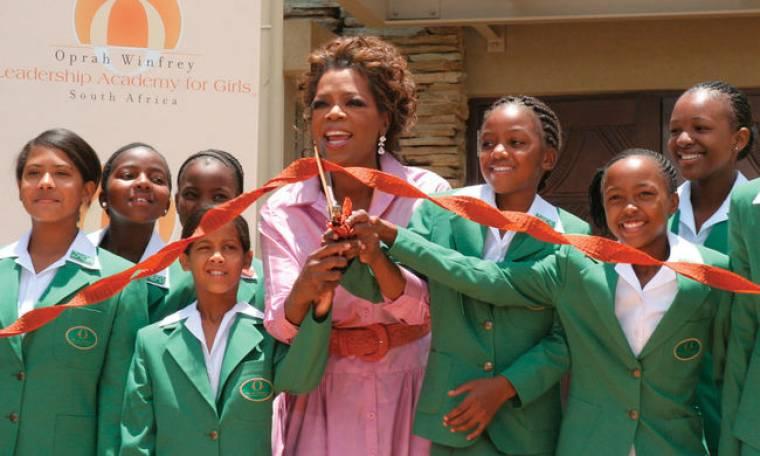 Νεκρό νεογέννητο βρέθηκε στο σχολείο της Oprah