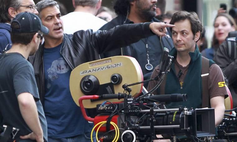 Άρχισε γυρίσματα ο George Clooney