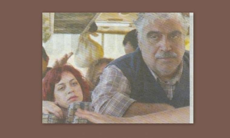 Ο Δημήτρης Πιατάς  με την κόρη του σε ταινία!