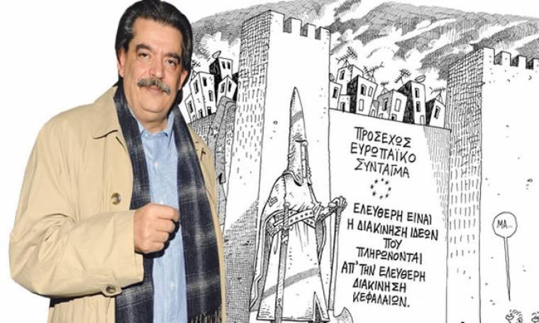Στάθης Σταυρόπουλος: «Με την Τρέμη και τον Πρετεντέρη δεν είμαστε συνάδερφοι επί της ουσίας»