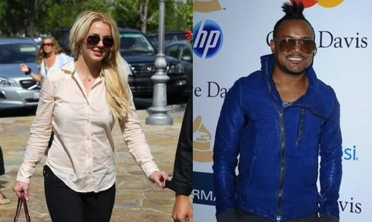 Συνεργασία της Britney με τον will.i.am