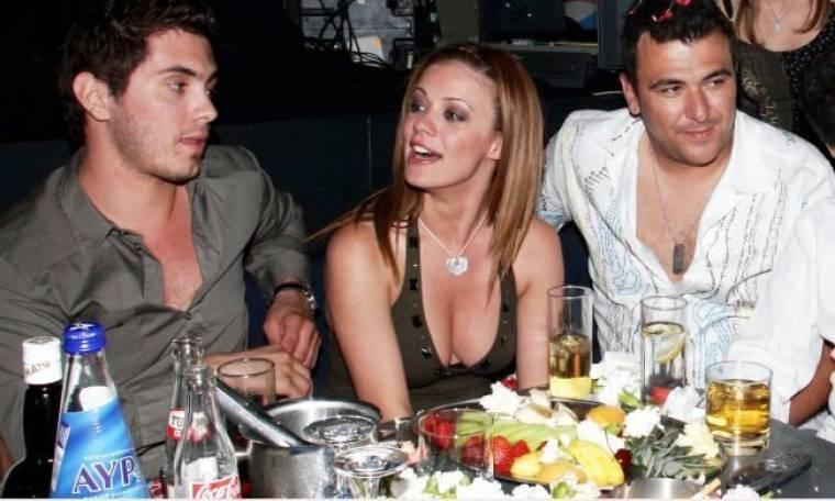 Το βλέμμα του Χατζηγιάννη στη Ζέτα το 2005 (Αποκλειστικά στο gossip-tv και στο Nasos blog)