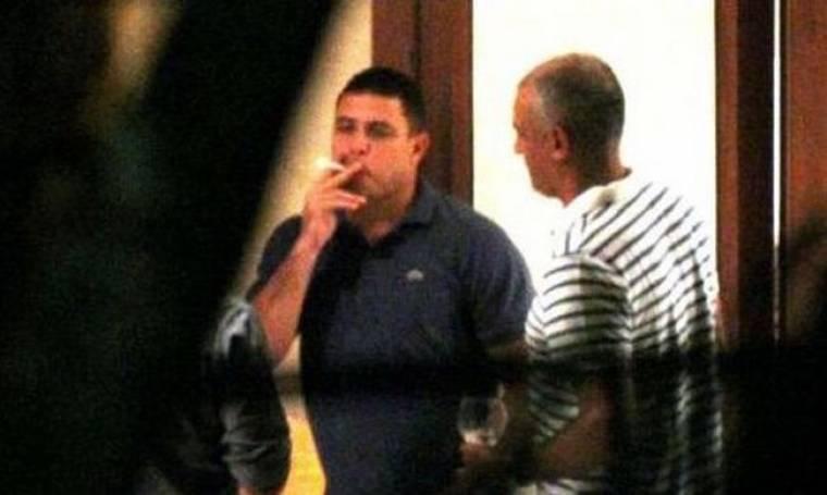 Ρονάλντο κατά παπαράτσι για τις φωτογραφίες με το τσιγάρο