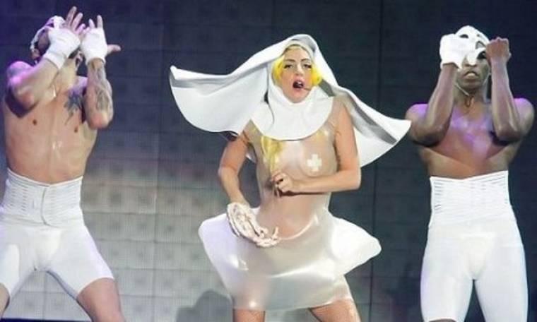 Lady Gaga:Τα έδωσε και τα έδειξε… όλα
