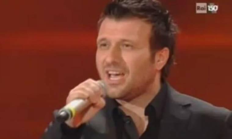 Video: Γιάννης Πλούταρχος: Μίλησε για το βραβείο στο Φεστιβάλ του Σαν Ρέμο ...