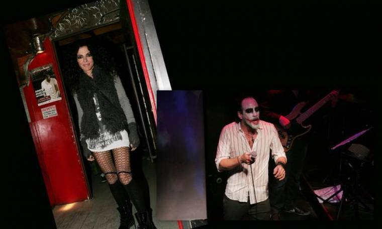 Ο joker Πάνος Μουζουράκης και η καλτσοδέτα της Μαρίας Σολωμού