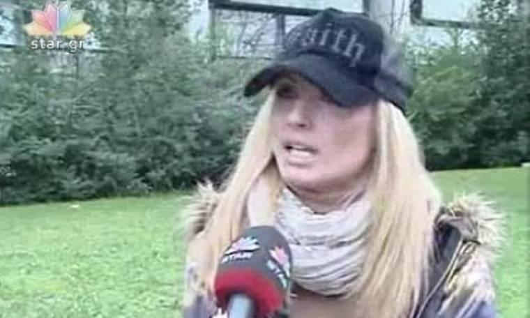 Bαλεντίνη Τσεπάνου: Eίχε χωρίσει με τον Τζιμπούρ πριν από τον ξυλοδαρμό