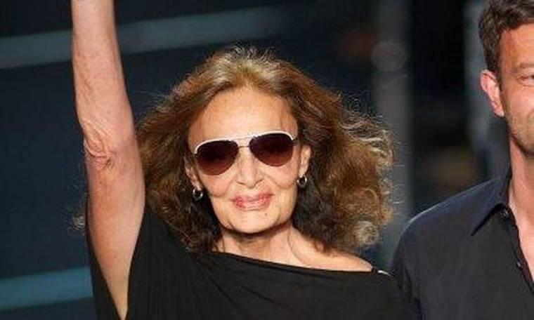 Ανήλικο μοντέλο στο show της Diane von Furstenberg