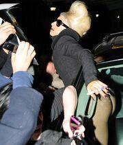 Το «ατύχημα» της Lady Gaga!