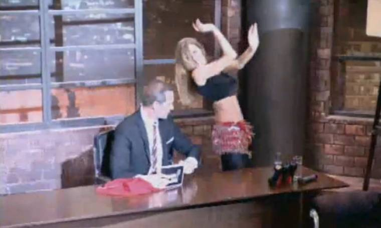 VIDEO: Δείτε το τσιφτετέλι της Μπαλατσινού στον Κωστόπουλο και τη μεγάλη αποκάλυψή της