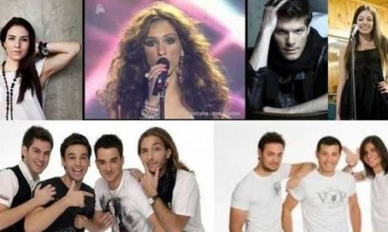 Ποιο Ελληνικό υποψήφιο τραγούδι για την Eurovision έχει τα περισσότερα «χτυπήματα» στο Youtube;