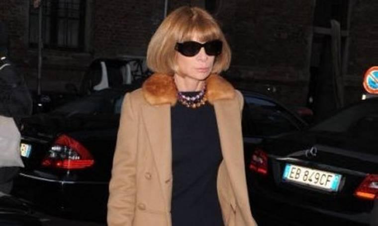 Anna Wintour: Ο Διάβολος δε φορούσε Prada