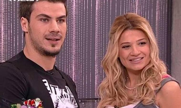 Video: Ο Άκης χτύπησε την κοιλιά της Σκορδά