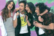 Οι σταρ της Eurovision στο «Mega Star»