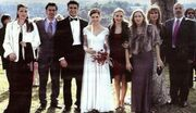 Καρέ-Καρέ ο απρόβλεπτος γάμος Νόρας-Λουκά