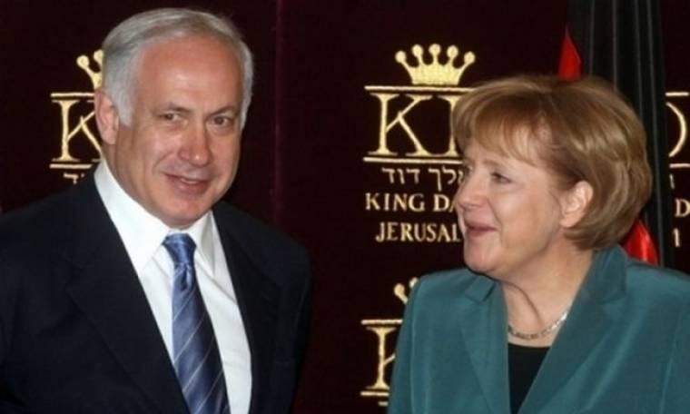 «Βολές» Μέρκελ κατά Νετανιάχου για το Παλαιστινιακό